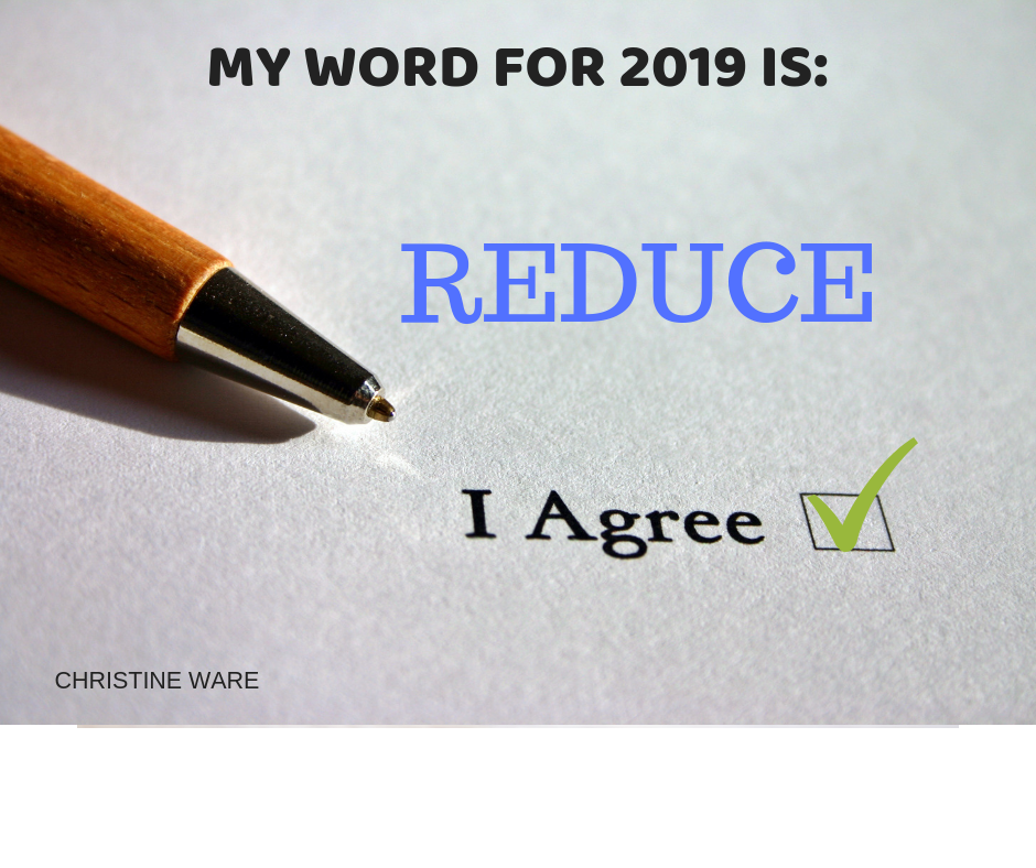 Don't Set New Year Resolutions – Choose a Word!